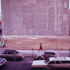 Corner of Dubuque and Washington Streets, 1974