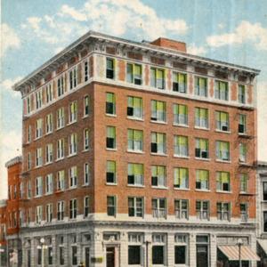 Johnson County Bank Building, Iowa City, Iowa