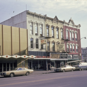 200-Block East Washington Street, 1973