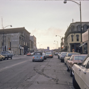 East College Street, 1970-1976