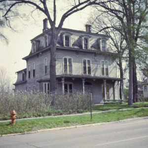 College Street House, 1970-1976