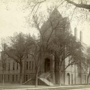 East Hall Annex, University of Iowa, undated