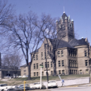 Johnson County Courthouse, 1970-1976
