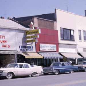 South Clinton Street, 100-Block, 1966