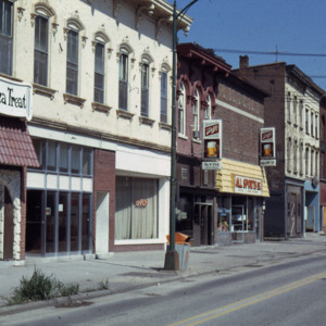South Clinton Street, 100-Block, 1973