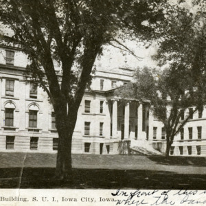 Liberal Arts Building, University of Iowa, Iowa City