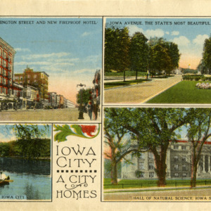 Iowa City: A City of Homes