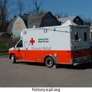Red Cross: here to help