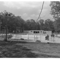 City Park Pool, 1950s
