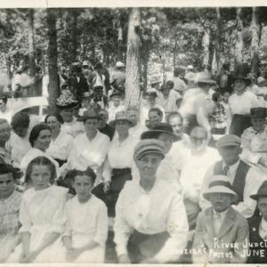 River Junction, Iowa, June 30, 1917