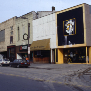 South Dubuque Street, 000-Block, 1980s