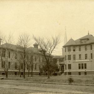 University of Iowa Campus, undated