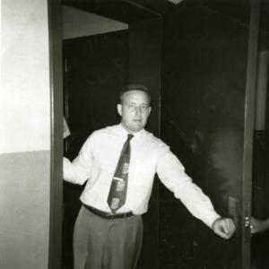 Dick Hughes, Coralville School, undated