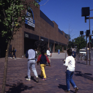 South Clinton Street, 1980s