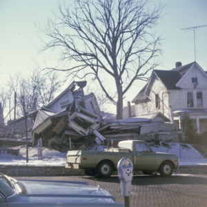 House Demolition, 1970-1976