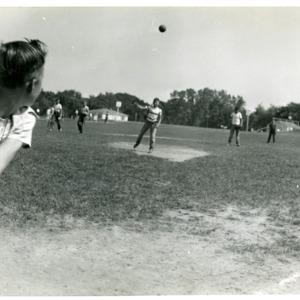 Coralville School, Spring 1953