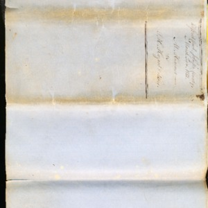 1851 Cross Bill filed by the Board of Trustees of the First Presbyterian Church against Rev. Hummer