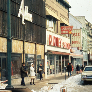 East College Street, 100-Block, 1971