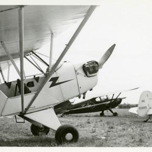 Iowa City Airport, 1940