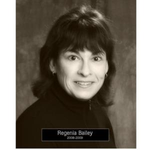2008: Mayor Regenia Bailey