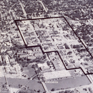 Proposed Urban Renewal area, 1966