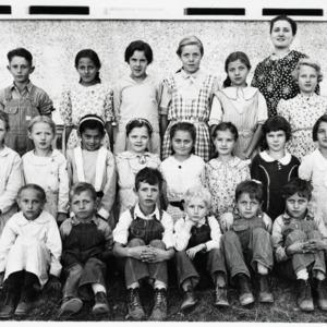 Oakland #2 Schoolchildren, date unknown