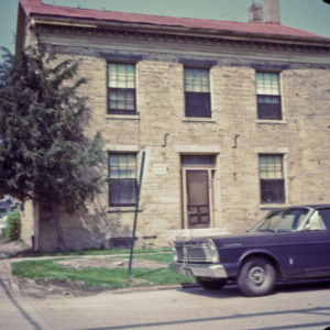 219 North Gilbert Street, 1970-1976