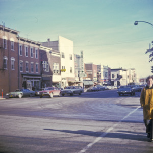 100-Block East Washington Street, 1970-1976