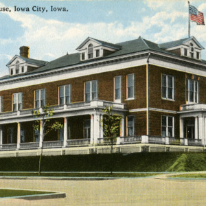 Elks Club House, Iowa City, Iowa