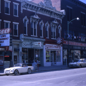 East College Street, 100-Block, 1965
