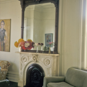 Close Mansion Interior, 539 S. Gilbert, 1970-1976