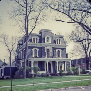 Alpha Phi Sorority House, College Street, 1970-1976
