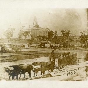 Johnson County Fair 1853