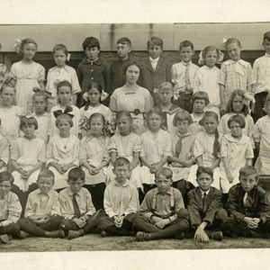 Iowa City Elementary School, undated