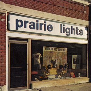 Prairie Lights Books, Iowa City