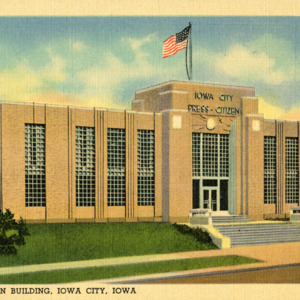 Press-Citizen Building, Iowa City, Iowa