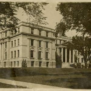 Macbride Hall, undated