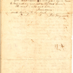 Unidentified letter, Page 2