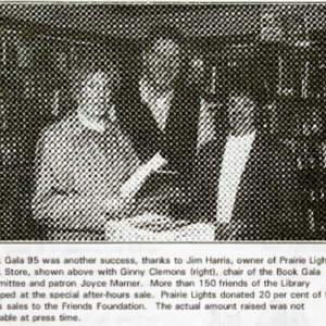 1995 Book Gala 95 Was Another Success