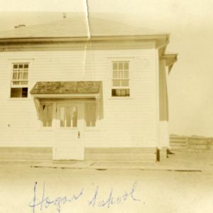 Hangar School, undated