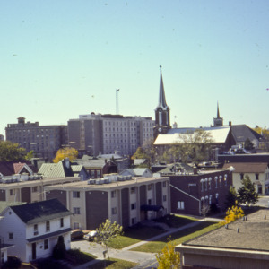 St. Mary's Church, 1970-1976