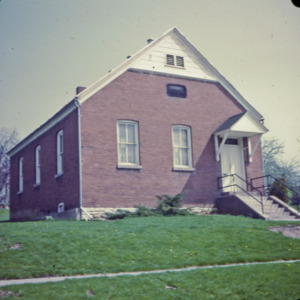 Bethlehem Chapel on Fairchild Street, 1970-1976