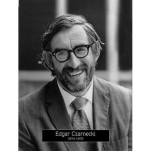 1974: Mayor Edgar Czarnecki