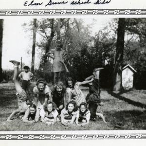 Elm Grove #7 School Kids, date unknown