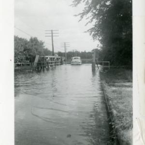 Flooded Bridge, undated