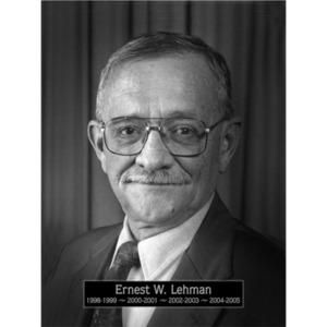 1998-2005: Mayor Ernest Lehman