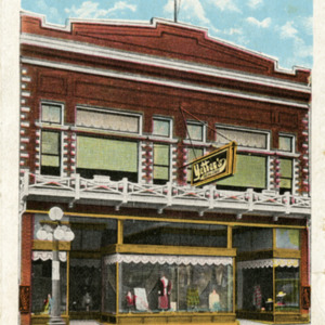 Yetter's, The Big Store, Iowa City, Iowa
