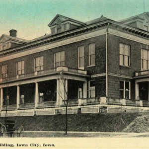 B.P.O.E. Building, Iowa City, Iowa