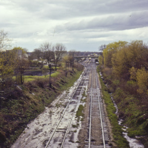 Railroad Tracks, 1970-1976