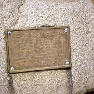 Commemorative Plaque, 1970-1976